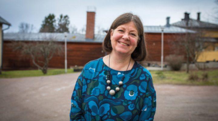 Beatrice Wahlström är ordförande för SAMS år 2020.